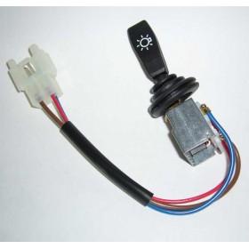 Переключатель подрулевой левый (свет) Defender AMR6104