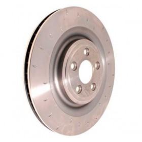 Диск тормозной задний правый Jagaur XK (для Alcon) C2P10562