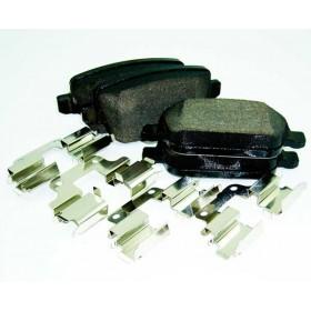 Комплект тормозных колодок задних Freelander 2 2.2TD LR003657