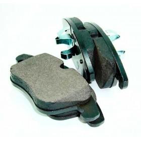 Комплект тормозных колодок передних Freelander 2 LR004936