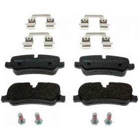 Комплект тормозных колодок задних Discovery 3 LR019627