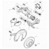 Задние механизмы P38