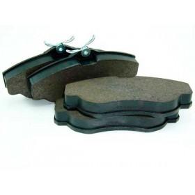 Комплект тормозных колодок передних SFP500120