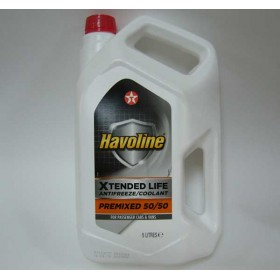 Жидкость охлаждающая Havoline XLC 5 литров STC50530MIXED